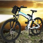 Bicicleta electrica, mountain bike