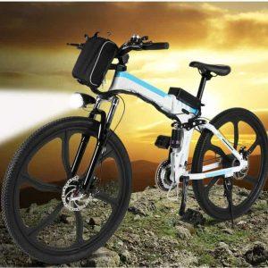 Bicicleta electrica, mountain bike