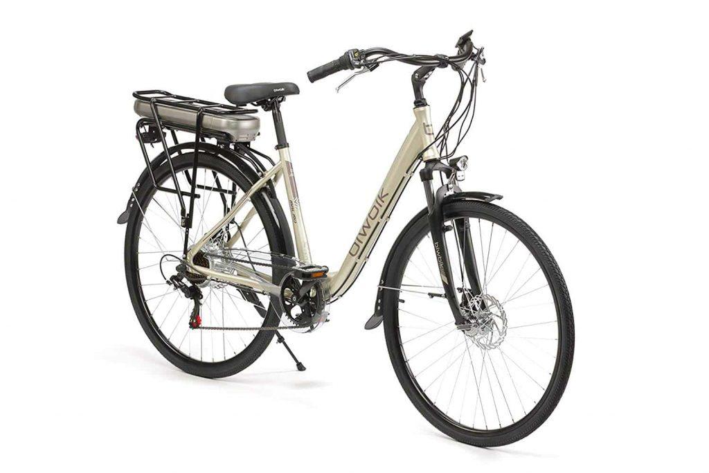 E-bike, bici electrica, bicicleta eléctrica urbana