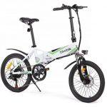 Bicicleta electrica, bici electrica plegable, bici Biwbik