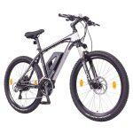 Bicicleta elñectrica, bicicleta electrica NCM Prague plus, bici montaña electrica, bici electrica amazon