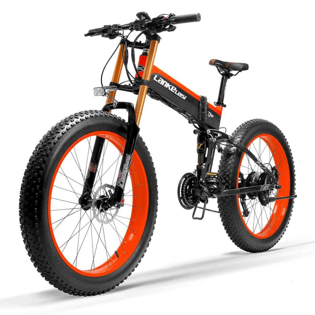 Lankeleisi, bici electrica, bici montaña, bici electrica montaña, mtb, ebike, electric bike