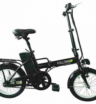 Bicicleta electrica plegable, Bicicleta electrica plegable barata, Bicicleta electrica plegable economica, Bicicleta electrica plegable Folow Up E05, bici electrica, ebike, electric bike, bici electrica
