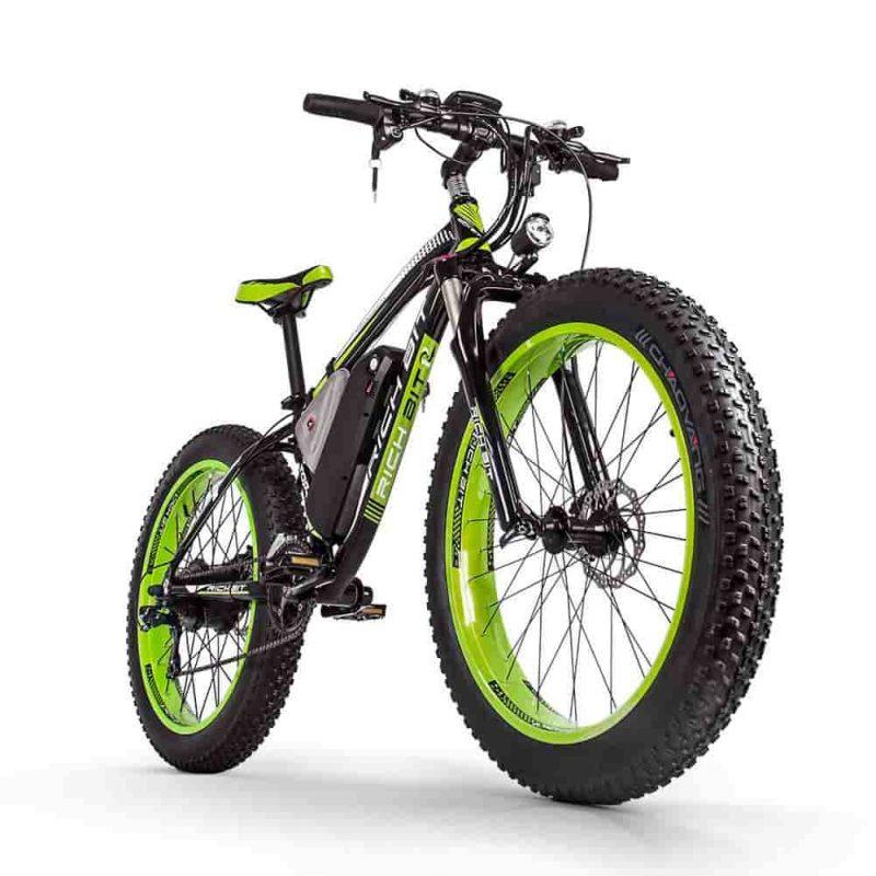 Richbit, mtb, bici rich bit, bici richbit, bicicleta electrica, bicicleta electrica de montaña, bicicleta electrica rich bit, bicicleta electrica richbit